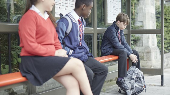 bullying and advice on coping and making it stop childline