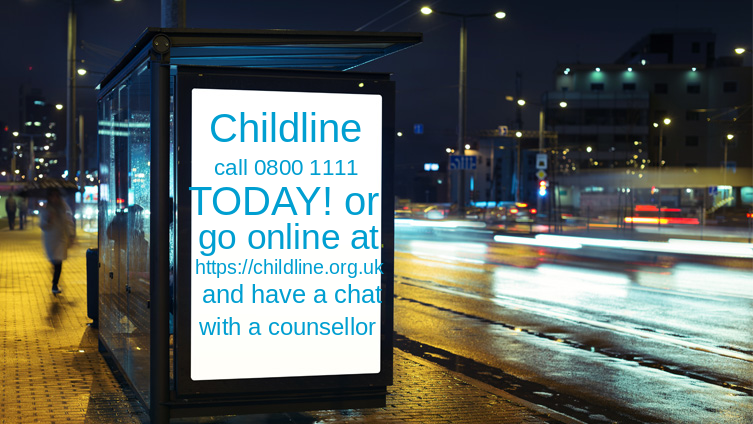 Come on ChildLine Today!