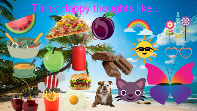 The Happy Thoughts!