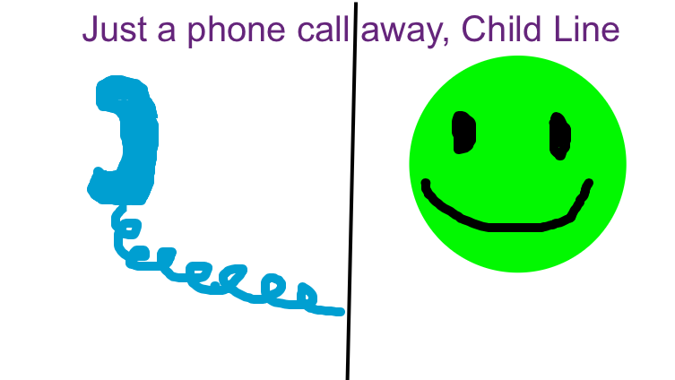 Phone call away