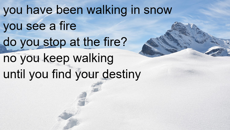 snow destiny