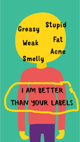 Better than the labels