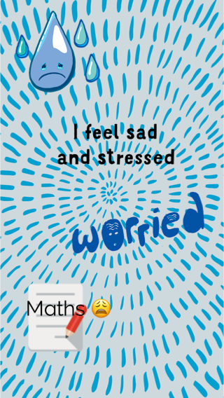 Maths is stressing me out