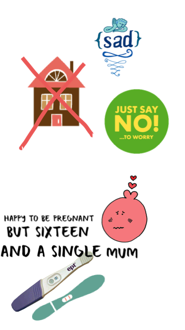 single mum at sixteen