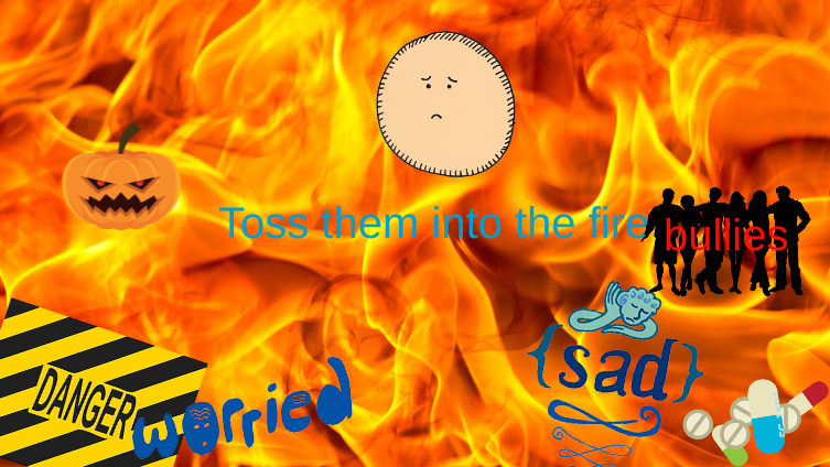 02/11/19 TOSS THEM INTO THE FIRE