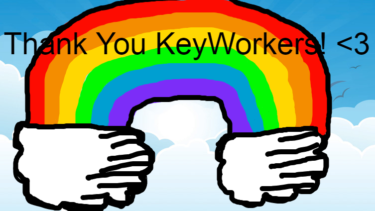 Thank You KeyWorkers! <3