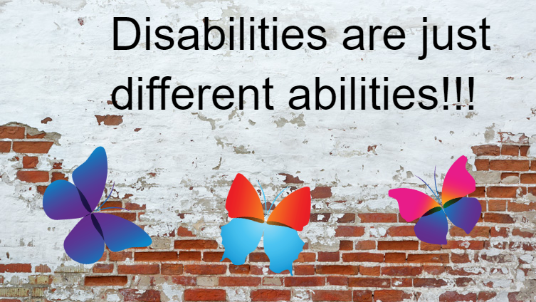disabilities are beautiful