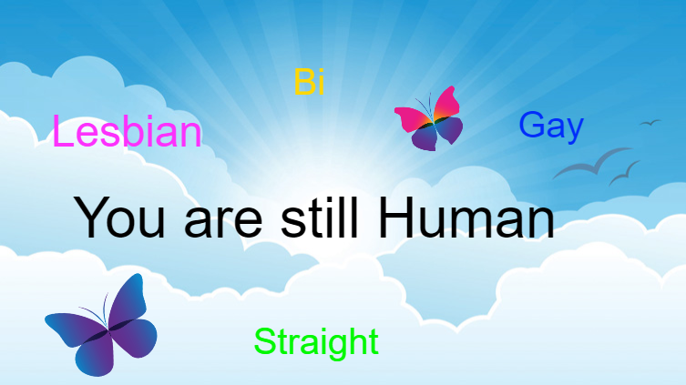 You are a human