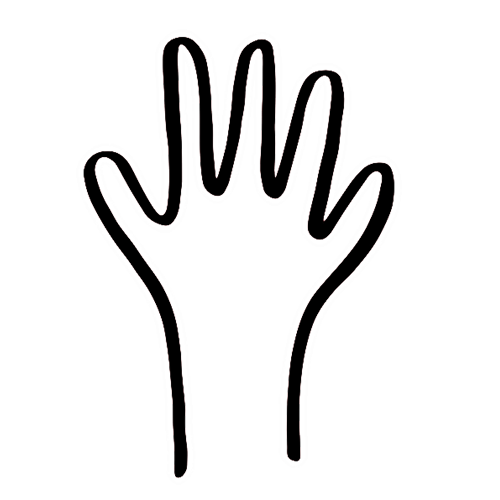 Illustration of a hand