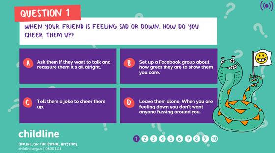 Friendship Quiz | Childline